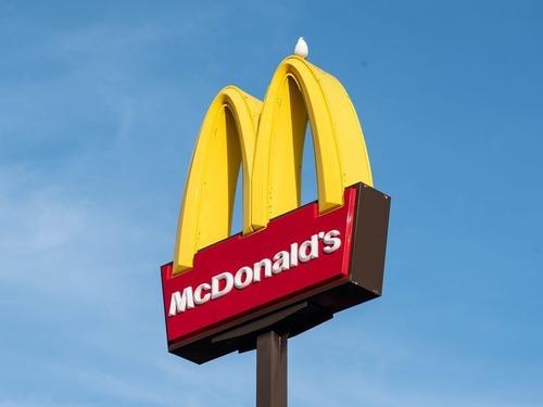 4歳児がマクドナルドに大量の注文