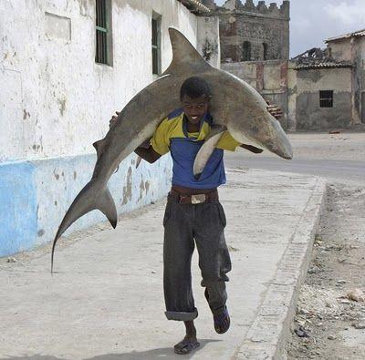 ソマリアの魚釣り14