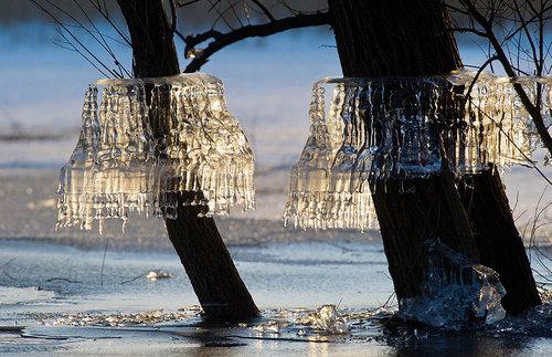 14雪や氷や氷点下の冬の写真画像