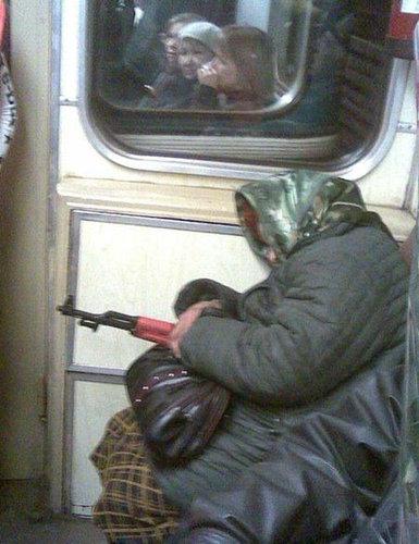 ロシアの地下鉄02