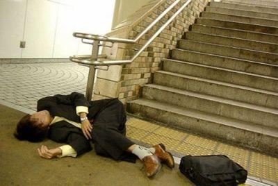 眠たい日本人04