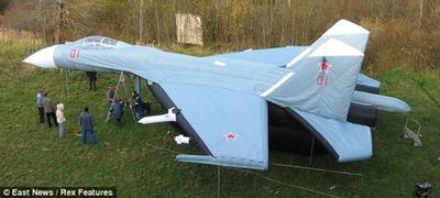 ロシアの風船兵器02