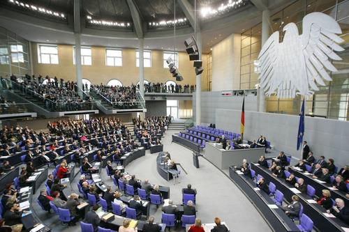 ドイツの国会議事堂04