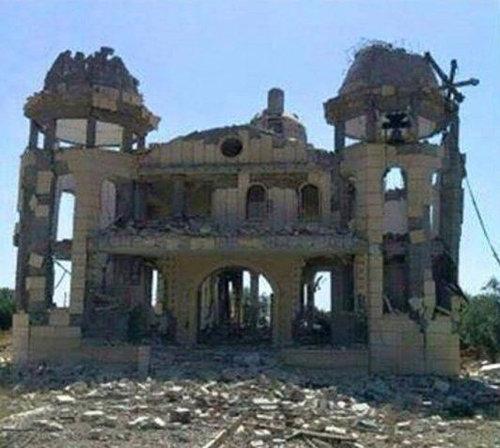 シリアのビフォー・アフター16