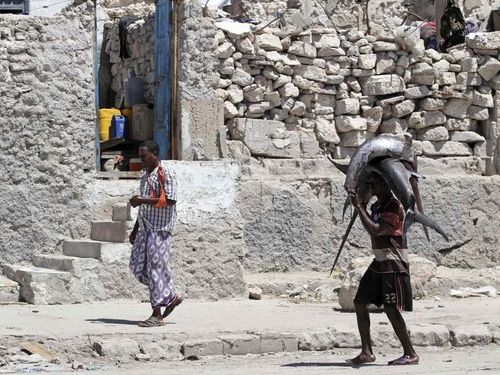 ソマリアの魚釣り15