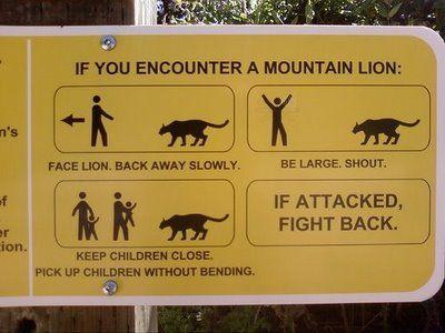 動物園の面白標識03