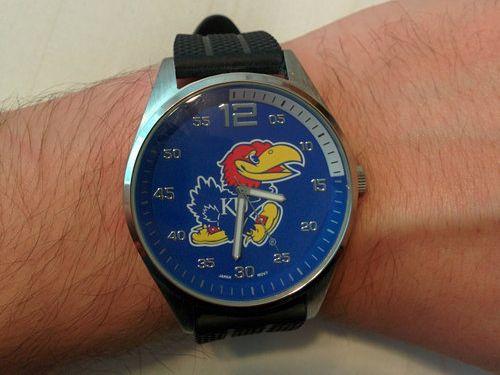 ユニークな腕時計19