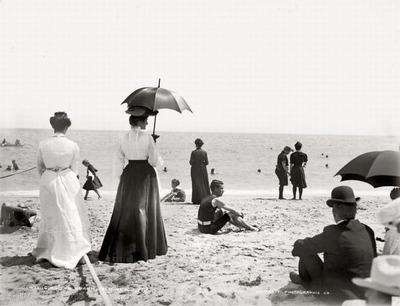 100年前の水着10