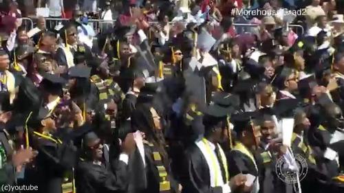 アメリカの大富豪が卒業生の学生ローンを肩代わり03