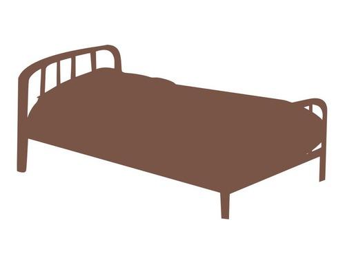 ベッドのフレーム00