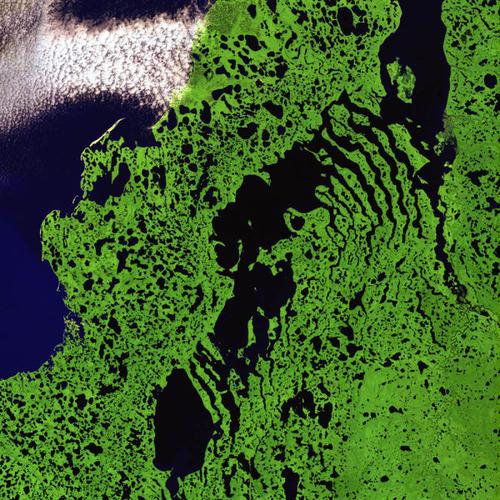衛星写真12