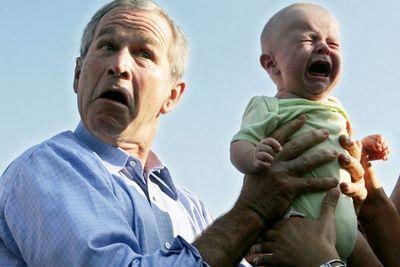 ブッシュ大統領15