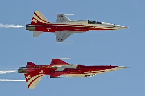 スイス空軍飛行隊01