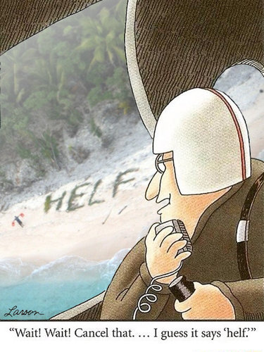 無人島からの救助06