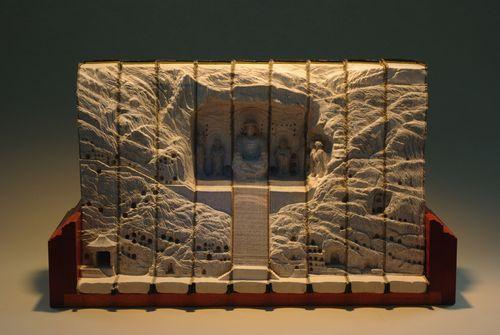 本の彫刻15