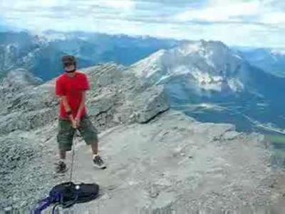 山の頂上でゴルフをしてはいけない理由