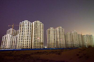 中国のゴーストタウン08
