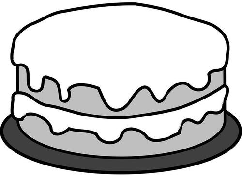 コカインをケーキに偽装