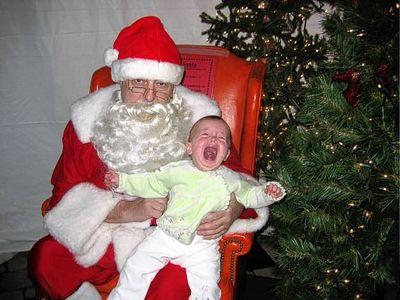 サンタクロースが怖い14