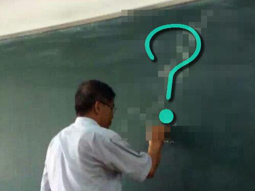 黒板に世界地図00