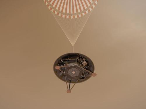 NASA火星に着陸00