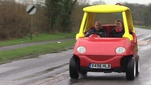 おもちゃの車01