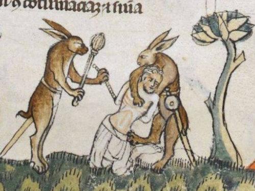 中世の本の挿絵06