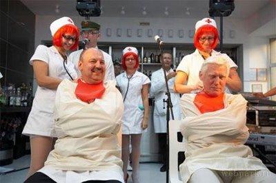 病院風レストラン08