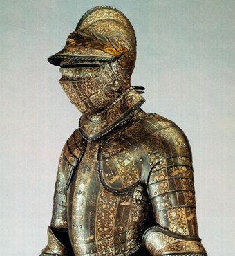フィリッポ・ネグローリの甲冑17