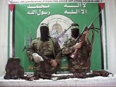テロリスト ハマス