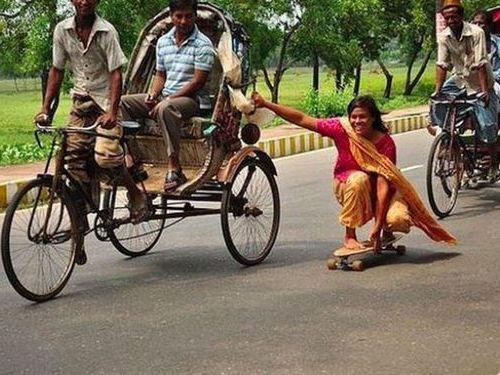 一方インドでは00