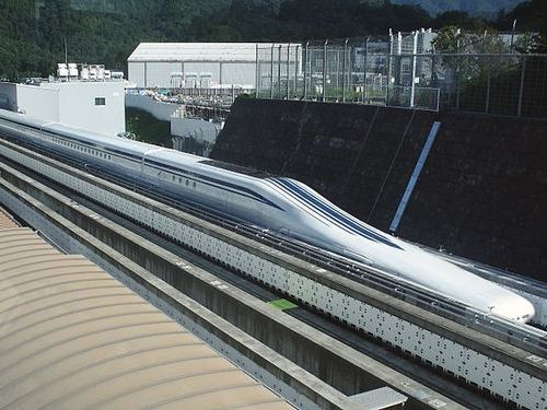 リニア新幹線に対する海外の反応00