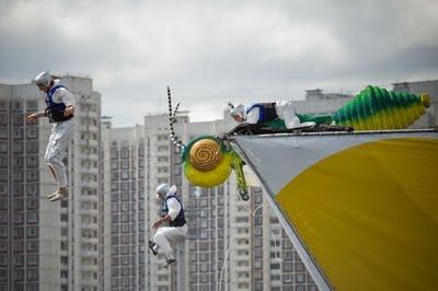ロシアの鳥人間コンテスト07