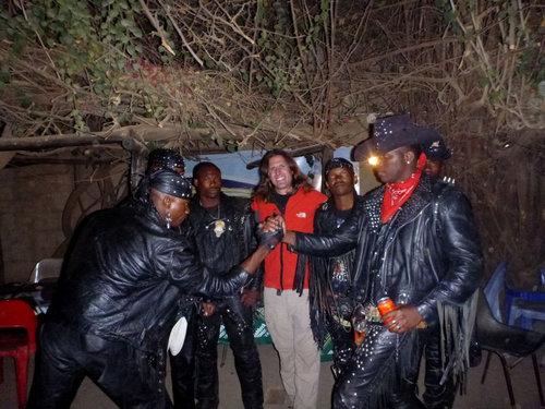 アフリカ縦断の旅14