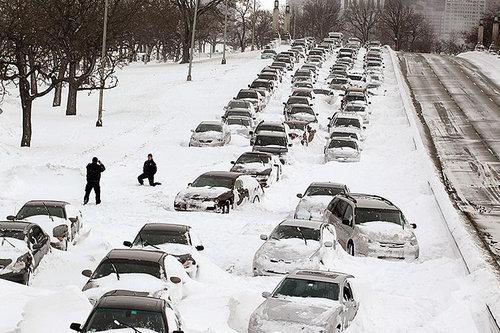 吹雪のときの運転03