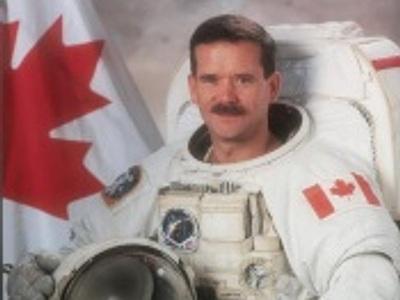 宇宙飛行士クリス・ハドフィールドさん