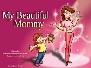 アメリカでママの整形を理解させる子供向けの本が発売01