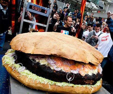 面白ハンバーガー05