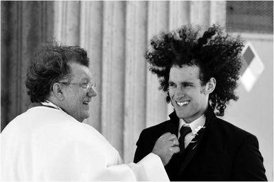 絶対に忘れられない結婚式の写真23