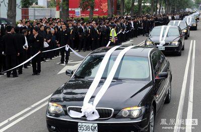 台湾マフィアの葬儀07