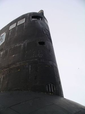 タイフーン級原子力潜水艦03
