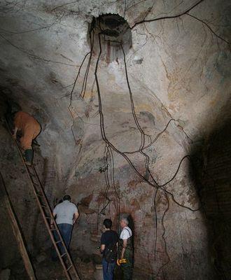 ローマ帝国時代の地下水路03