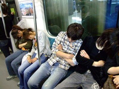 眠たい日本人12