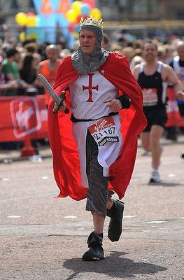 ロンドンマラソン・コスプレ21