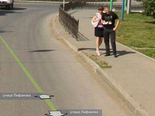 ストリートマップで浮気がばれる02