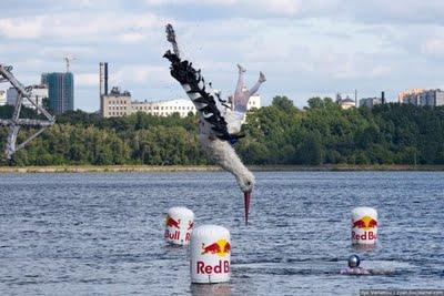 ロシアの鳥人間コンテスト14