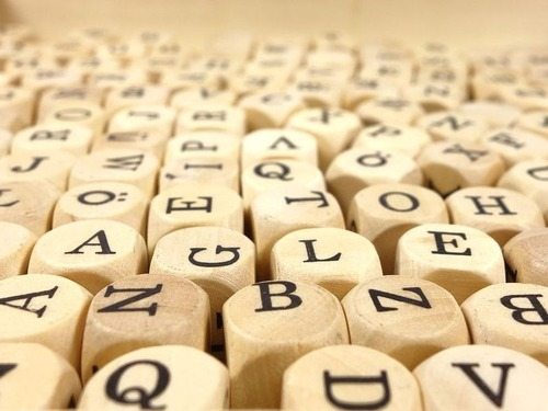 アルファベットの順番00