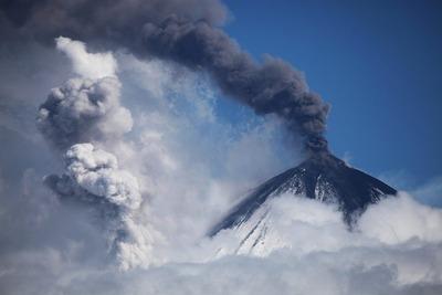クリュチェフスカヤ火山03