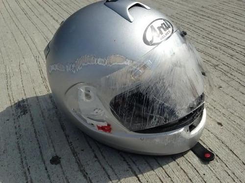 ヘルメットの重要性08
