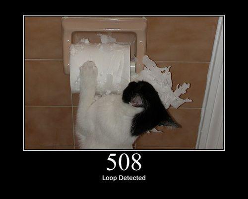 猫でHTTPステータスコード27
